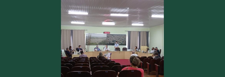 Câmara Municipal de Vereadores de Arroio Grande tem novo horário para as Sessões Ordinárias.